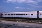 Amtrak Table Car 8602