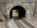 CSX Q416 at Randolph Tunnel