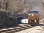 Q411 at E Randolph Tunnel