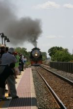 Sturtvant Station south of Milwaukee