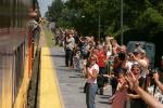 Steam Rail Fans