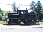 WHPX 5 Sits on Display at the Railroad Park