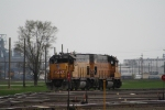 A Pair of Union Pacific Yard GP15-1s