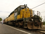 Museum-owned SD40-2