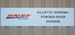 BNSF Gillette Terminal