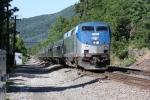 "Amtrak Train 69 ""The Adirondack"""