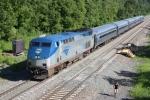 """Amtraks """"Ethan Allen Express"""""""