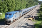 "Amtrak Train 49 ""The Lake Shore Limited"""