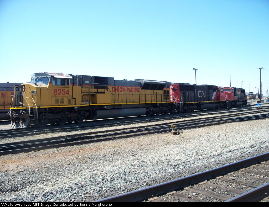 UP 8254