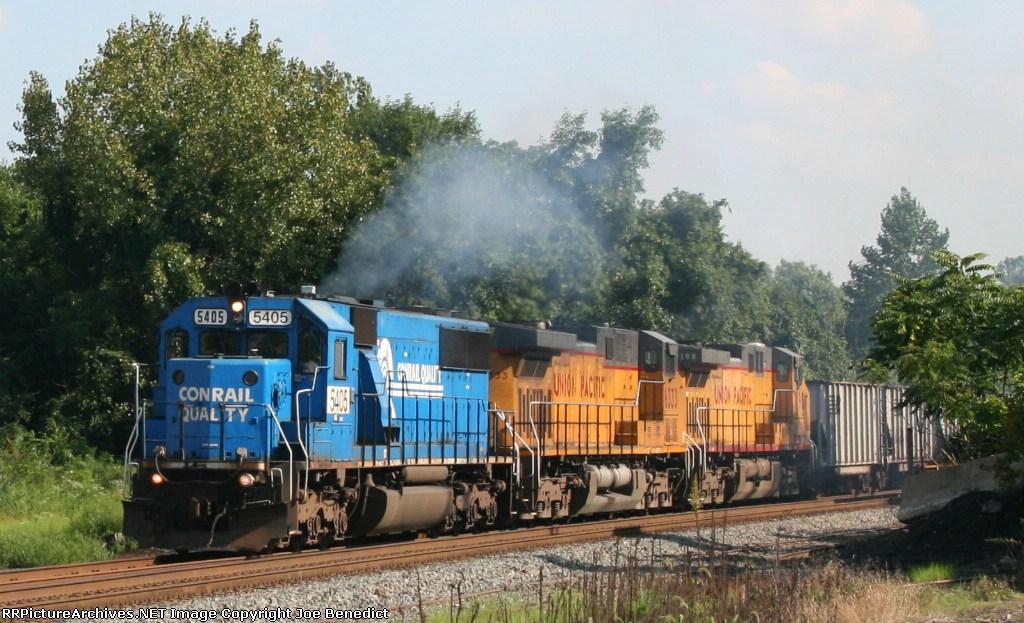Ex Conrail Quality 5405