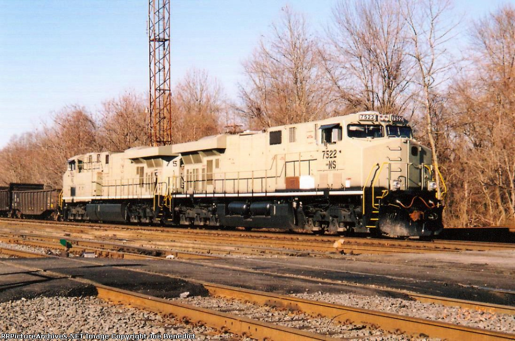 NS 7522 & 7521