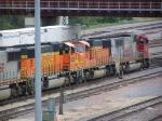 BNSF 8258