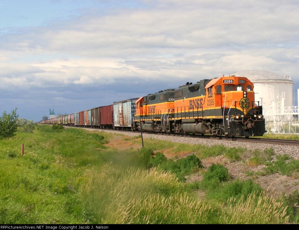 BNSF 2285