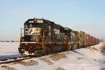 NS 6597, westbound NS train M45