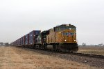 UP 4644, northbound UP train ZMXYC