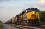 IAIS Blue Island-Council Bluffs train