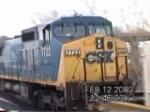 CSX 7722