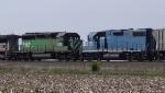 HLCX 7197 & EMDX 797