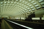 Pentagon City Subway Tunnel