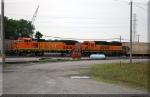 BNSF 559 & BNSF 2305