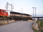 BNSF 9590