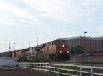 BNSF 7445