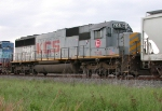 KCS 708 OPLS on WB freight