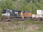 KCS WB Intermodal