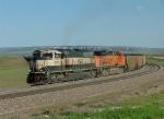 BNSF 9627