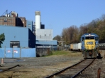 CAN'T SEE THIS NO MORE! CSX B749 pulls out of the sugar house