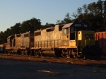 CSX 2720 and 2718