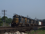 CSX Q431 knocking down the CP25 signal