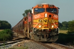 BNSF 5230, Eastbound Bayard Branch local