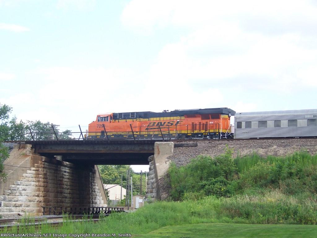 BNSF 7291