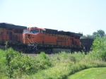 BNSF 5752