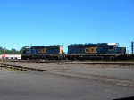 CSX 6218 and 6239