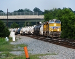 UP power heading for Chatanooga