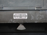 WCRL 4230 ID Plate