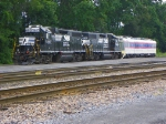 Norfolk Southern 5647, 5646, and Federal Railroad Administration DOTX 219
