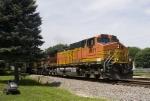 BNSF4811 and BNSF4315