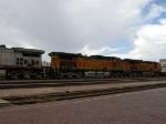 BNSF 5460