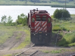 CP 5919 On a Siding