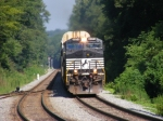 A Short NS 285 arrives from Jacksonville