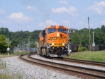 BNSF 6292 on the lead of NS 736