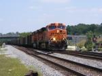 BNSF 5833 leads NS 739