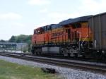 BNSF 5888 as DPU