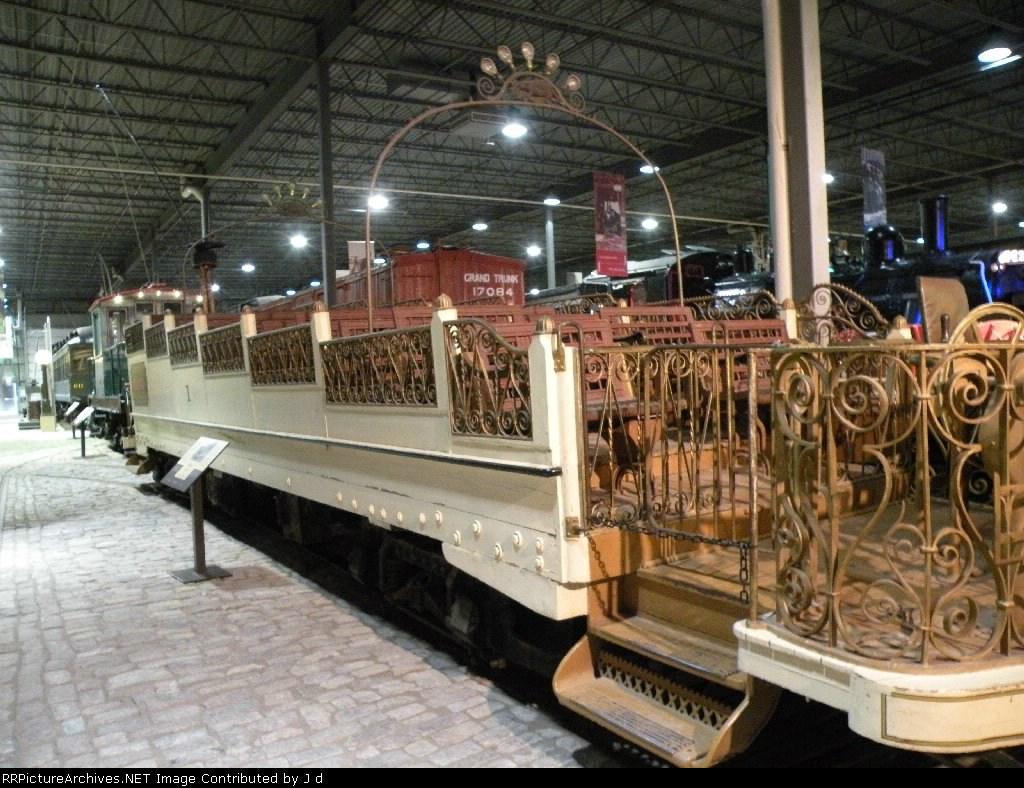Montreal Tramways 1