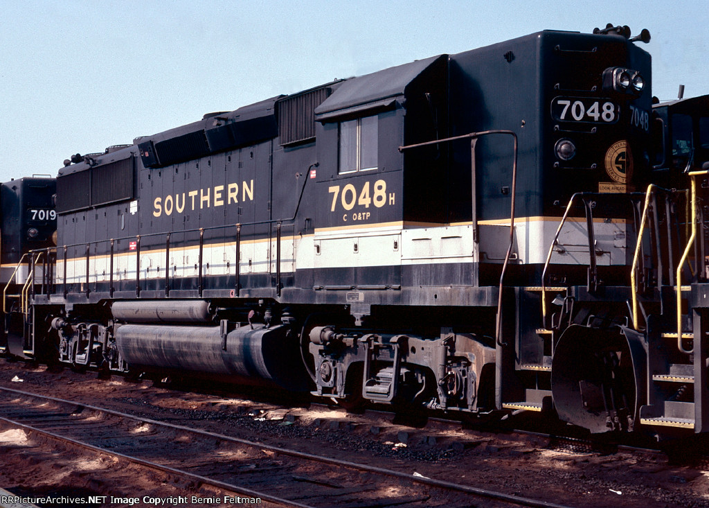 Southern Railway GP50 #7048