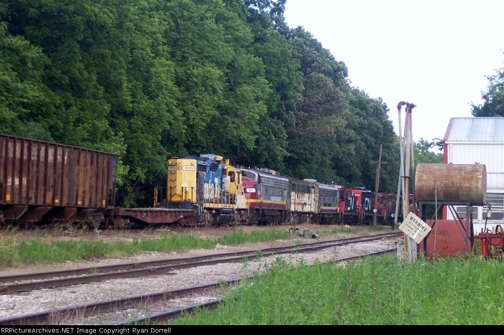 Hamilton, IL Deadline with lots of new locos!