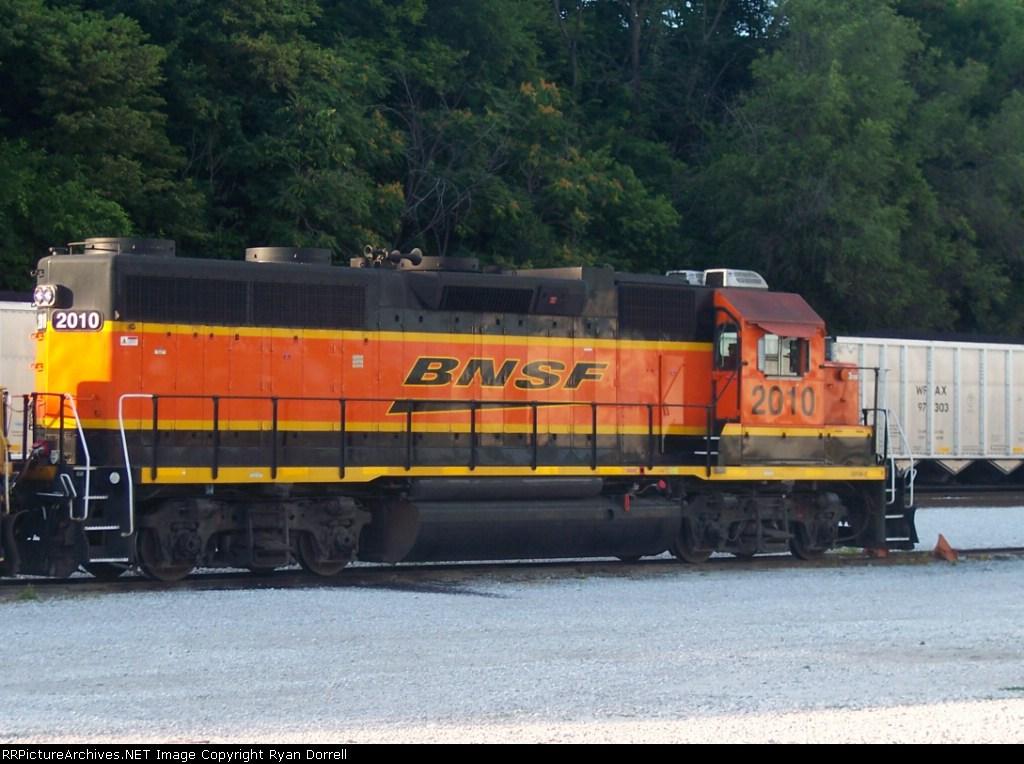 BNSF 2010